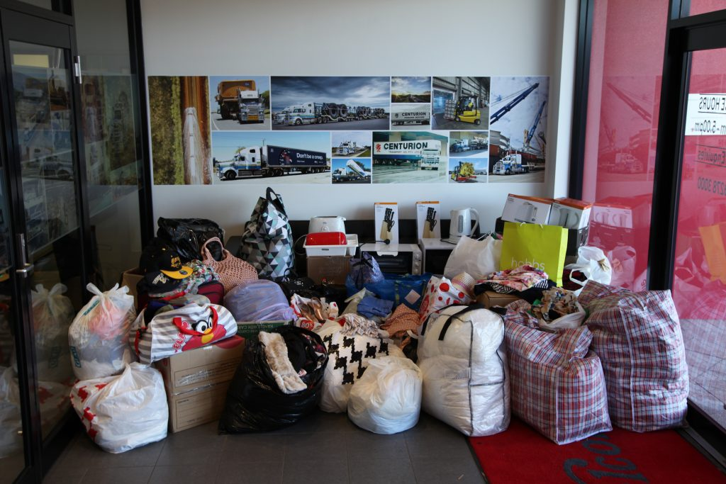 As part of International Women's Day Centurion staff collected and donated items to a local refuge to help women in our community get back on their feet.